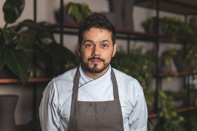 Chef Lênin Palhano - Nômade Restaurante - Nomaa Hotel