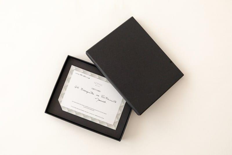 Gift Card - Nomaa Hotel